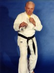 My first Isshin-Ryu teacher, Ralph Lindquist