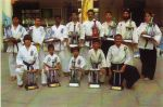 Students of Sensei Salil Nadkarni
